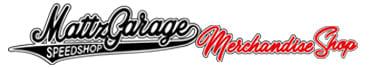 MattzGarage Merchandise
